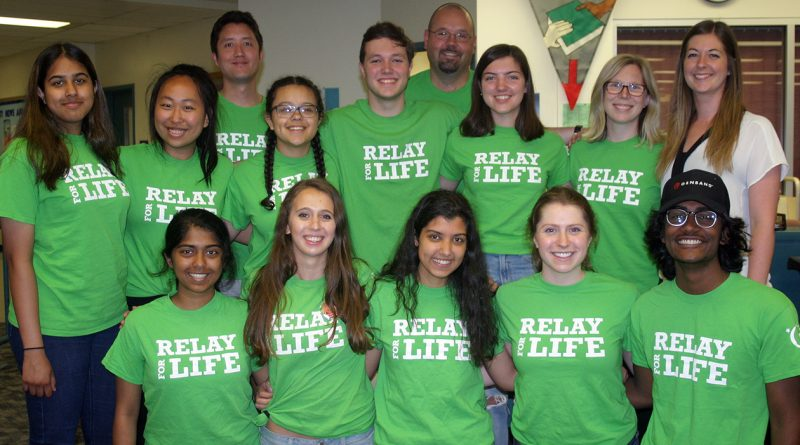 The WCSS Relay for Life committee