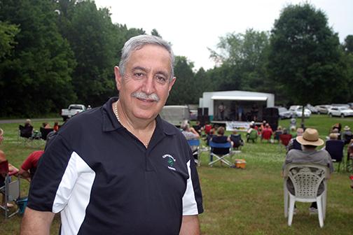 Councillor Eli El-Chantiry.