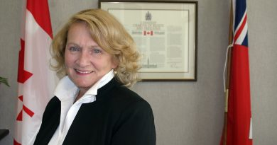 Liberal Kanata-Carleton MP Karen McCrimmon says she will run in the 2019 Federal Election. Photo by Jake Davies