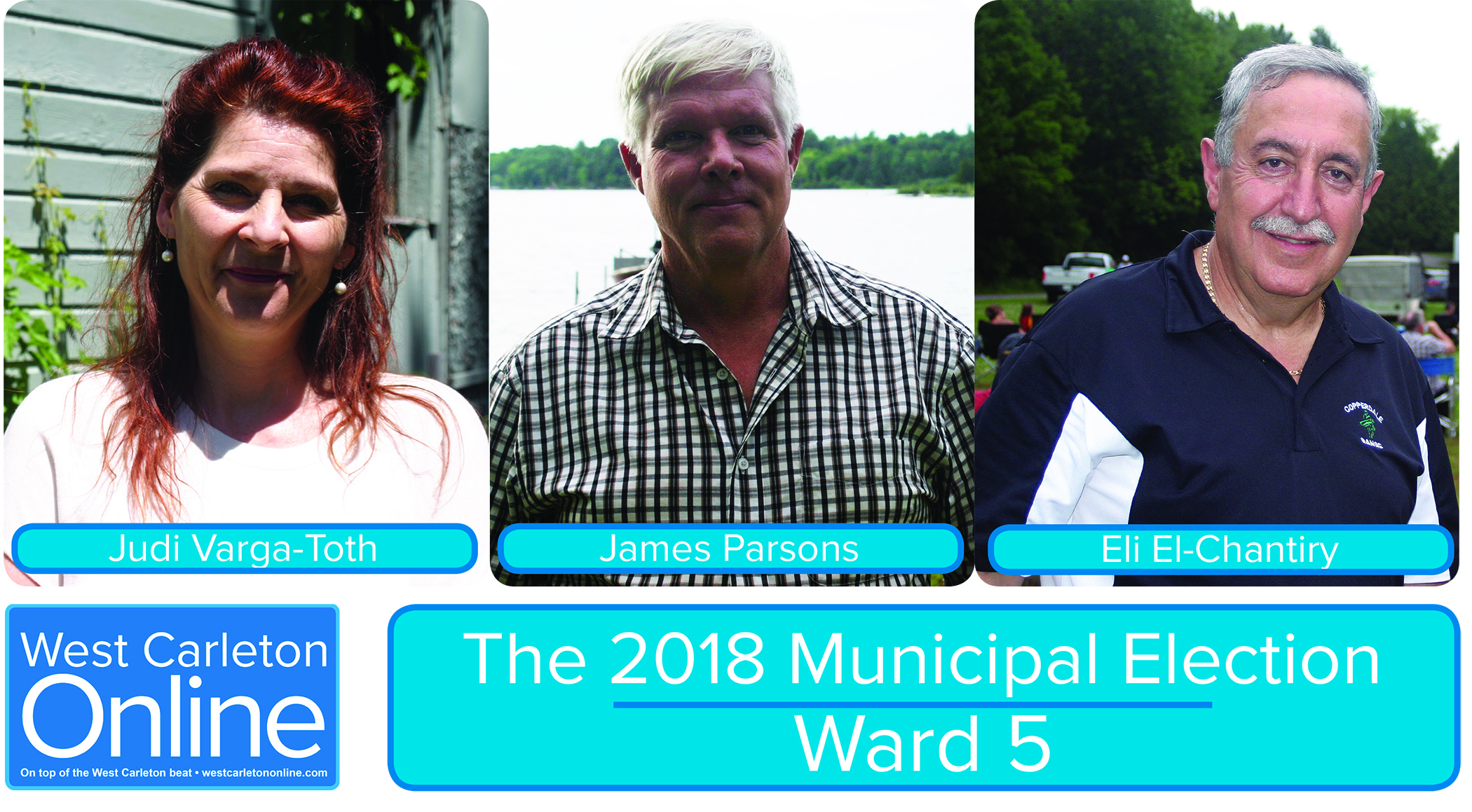 Ward 5 candidates: The last word