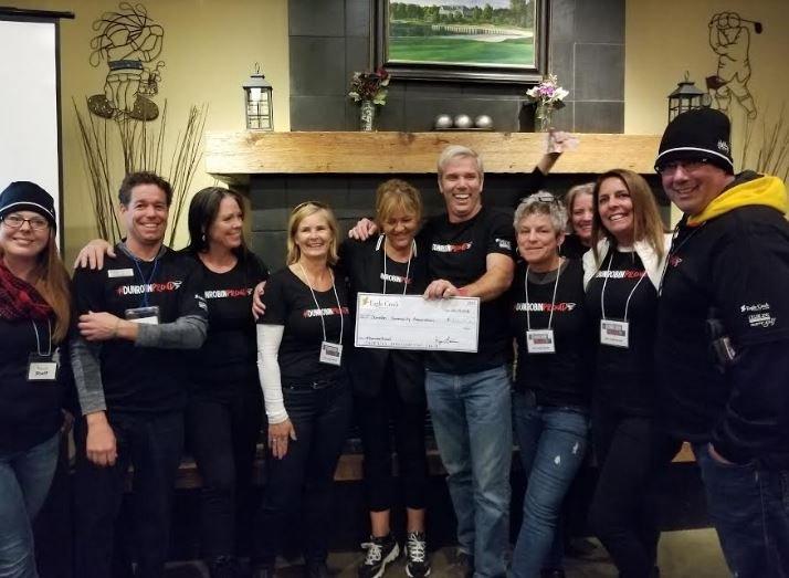 Eagle Creek a hometown fundraiser