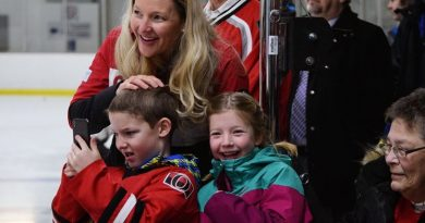 Emily Glossop-Nicholson will recieve the Order of Ottawa on Nov. 22. Photo submitted