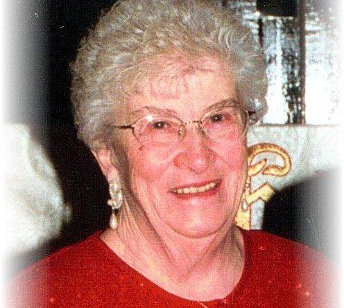Margaret Bluebell Timmins