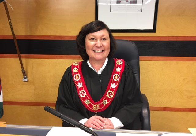 Renfrew County Warden Jennifer Murphy. Photo courtesy Oldies 107.7 FM