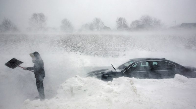 Ottawa offers a program to help seniors and those with disabilities deal with snow removal this winter. Photo submitted