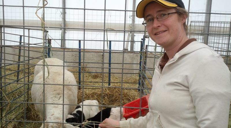 Woodlawn farmer Katie Ward is the National FArmers Union president following a November election. Photo submitted