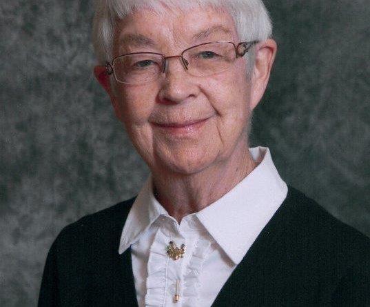 Mary Frances Agnes O'Neill