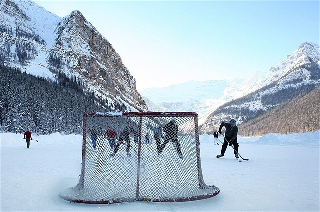 The West Carleton Outdoor Hockey League Season is just around the corner. Submitted