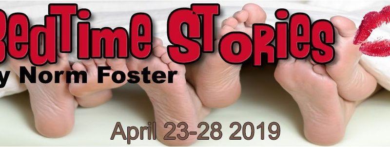 Auditions for Norm Foster's Bedtime Stories are tonight and Sunday. Photo courtesy RRTC