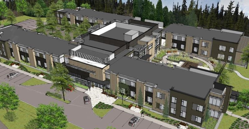 Arnprior Regional Health launched a campaing to raise $5 million to help pay for an additional 36 long term care beds at The Grove. Photo courtesy ARH