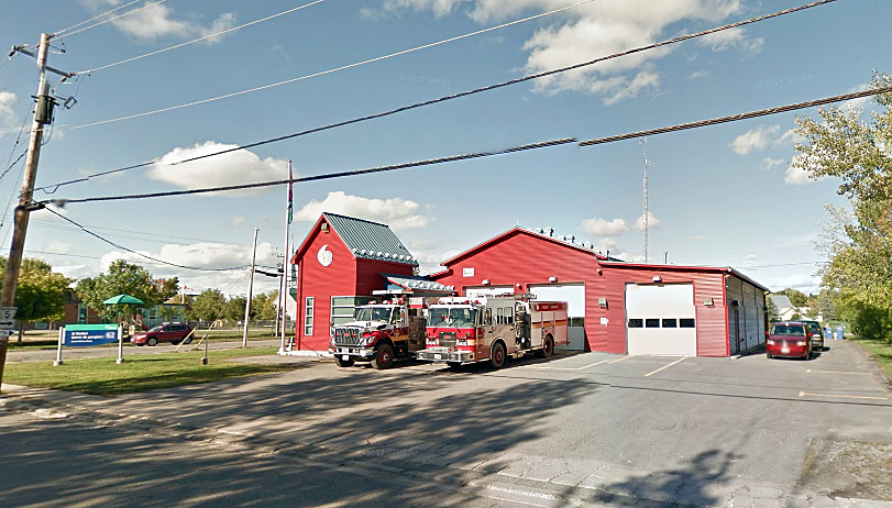 Firefighters from OFS Station 62 in Fitzroy Harbour responded. File photo