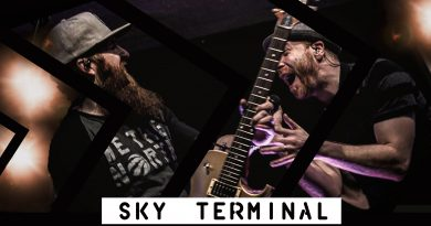 Sky Terminal's song Never Giving Up made the Top 100 of CBC Searchlight's songwriting competition. Courtesy Sky Terminal