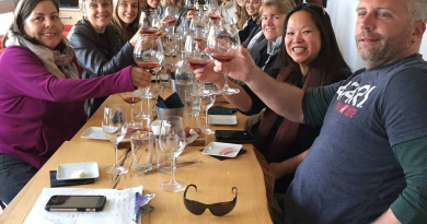 Follow up Valentine's Day with a West Carleton wine tour. Photo submitted