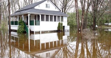 Constance Bay was a victim of historic spring flooding in 2017. The MVCA is expecting an above average flood this spring. File photo