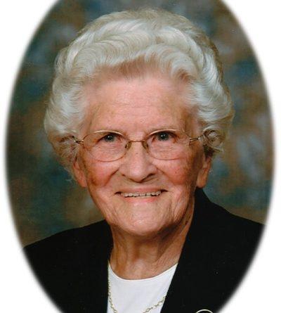 Marion EdnaHudson