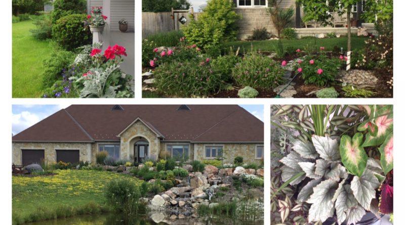Take the garden tour, June 15. Courtesy Anne Gadbois