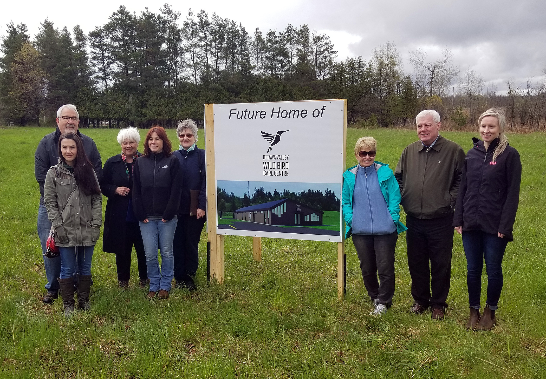 Wild bird care centre moving to West Carleton – West Carleton Online