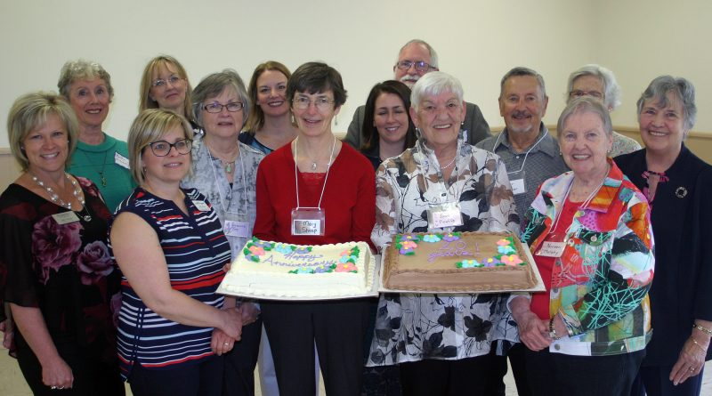 The West Carleton Diner's Club celebrated 20 years on Friday, May 10. Photo by Jake Davies