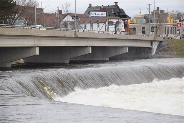 The Madawaska Bridge in Arnprior will begin a two-year rehabilitation starting Monday. File photo