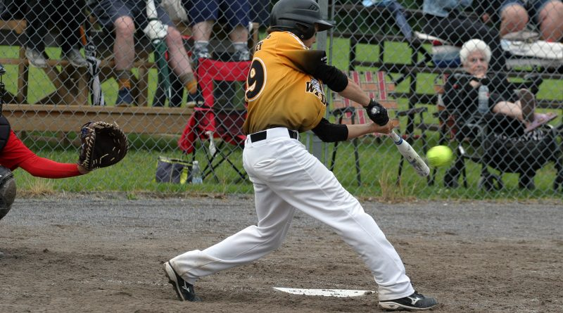 Shawn Williams was the lead organizer for the 2019 U19 provincial fastball championship held in Carp last summer. Photo by Jake Davies