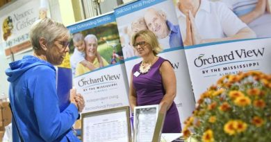 Last year around 800 visitors attended the North Lanark Senior's Expo. Courtesy Jeff Mills