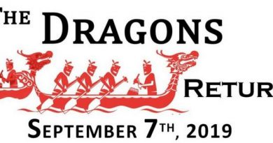 Dragons returning to Constance Bay