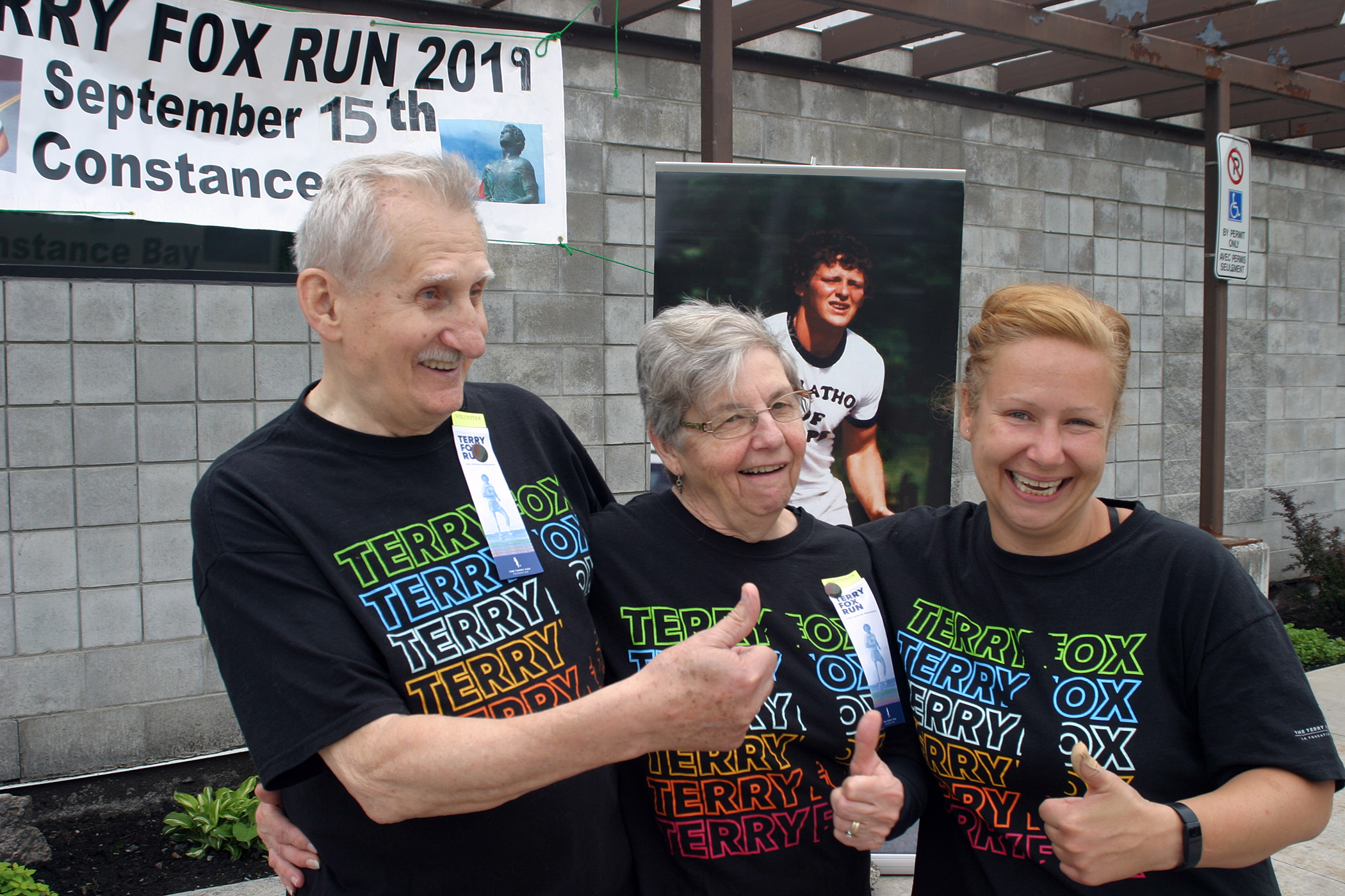 WC Terry Fox Run tops $6,000