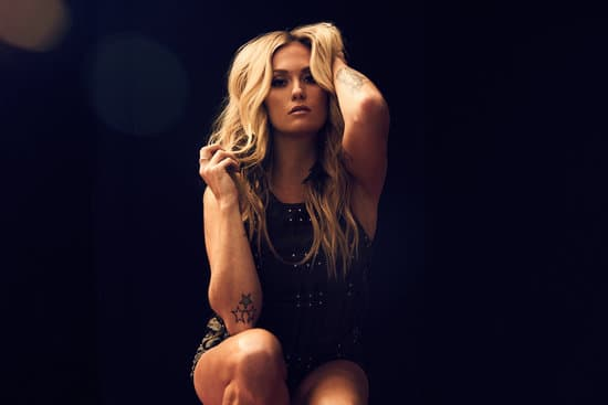 Up and coming country superstar Meghan Patrick is the Friday night Carp Fair headliner. Courtesy Carp Fair