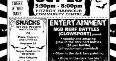 Hallowe'en Party poster