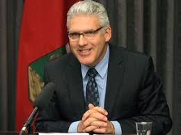 Provincial special advisor on spring flooding Doug McNeil. File photo