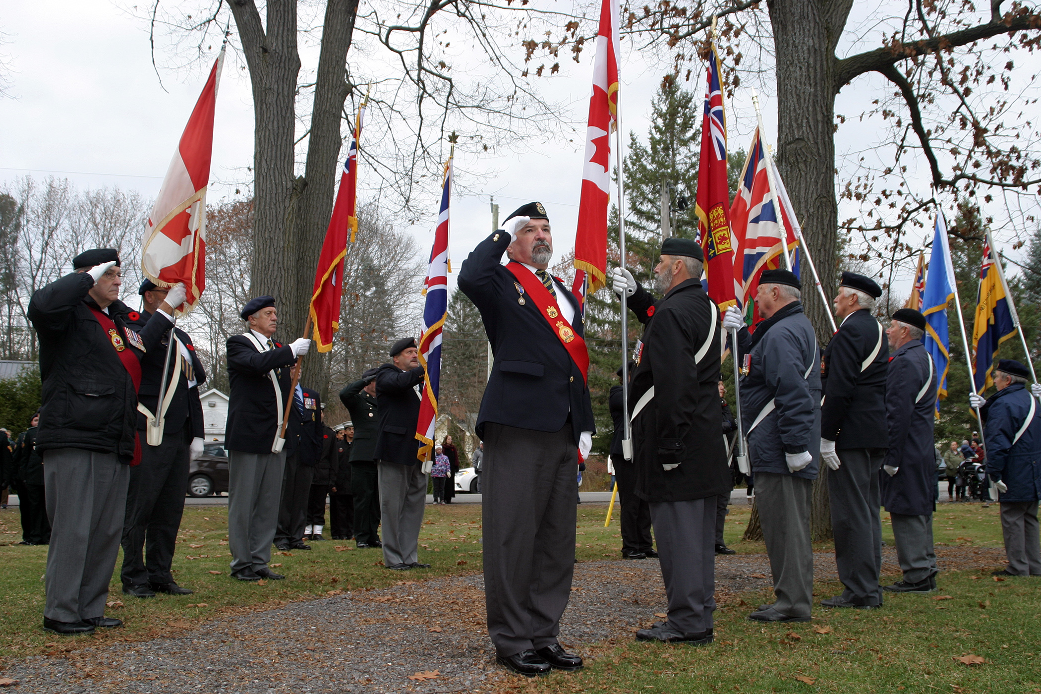 Branch 616 remembers