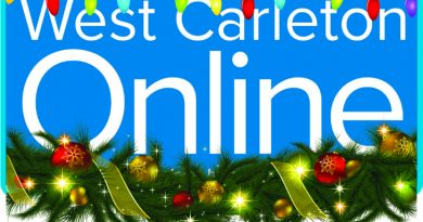 West Carleton Online wishes all our subscribers a Merry Christmas and a heck of a great 2020.