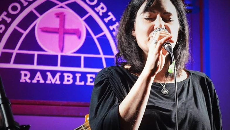 Fitzroy Harbour native Tara Hope joined Church of Trees for their new album released May 1. Courtesy Tara Hope Music