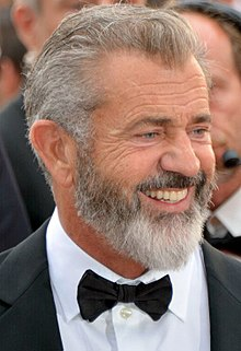 Mel Gibson will be portraying Santa Claus in a movie being filmed in Pakenham this month. Courtesy Wikipedia