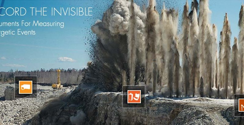 Cavanagh Construction has cancelled military blasting at the Kinburn Quarry scheduled for March 20. The above photo is from DND contractor MREL Group of Companies who conducts the training and is not necessarily a photo from the Kinburn Quarry. Courtesy MREL