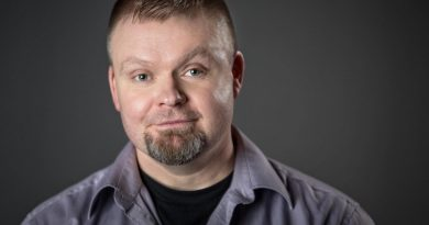 Headliner Ryan Dennee will lead a group of comedians with nearly 40 years stand-up experience. Courtesy Brewing Up Laughter
