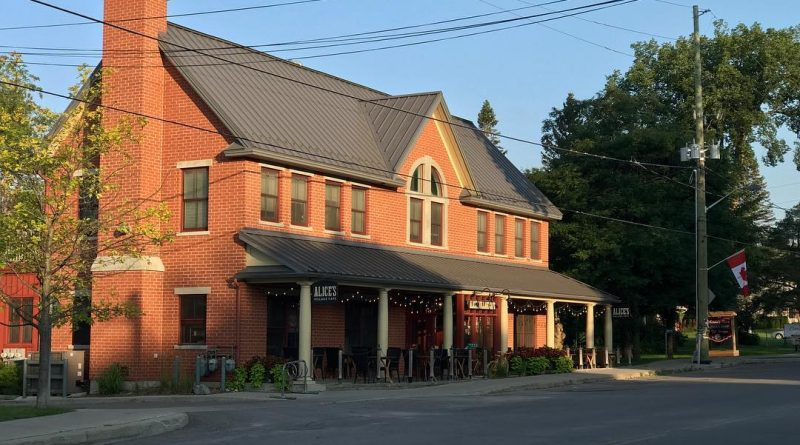 Alice's Village Cafe has re-opened for take-out starting today. Courtesy Alice's Village Cafe