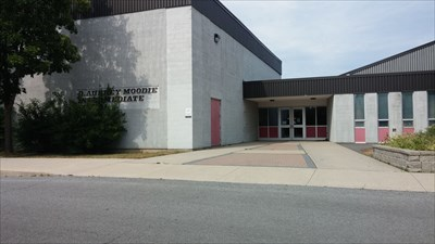 D.A. Moodie Intermediate School. Courtesy Google Maps