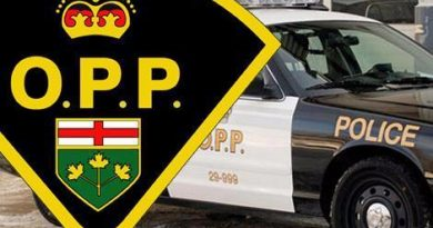 The Renfrew OPP weekly crime beat.