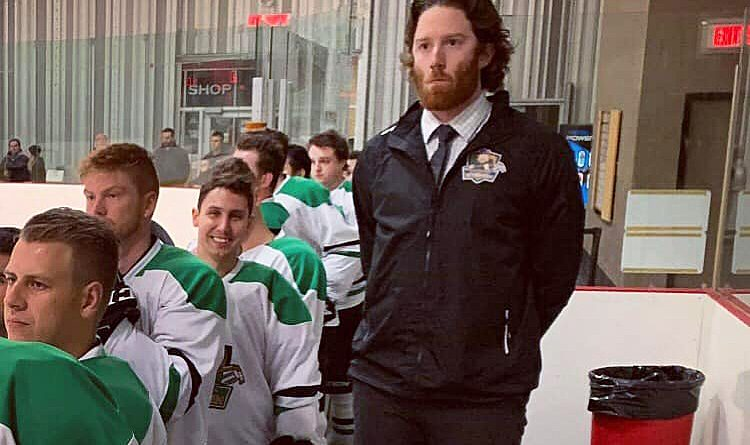 West Carleton Rivermen coach and general manager Mike Byrne has confirmed he will return to the bench in 2020-2021. Courtesy the Rivermen