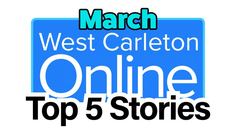 Top 5 stories of March