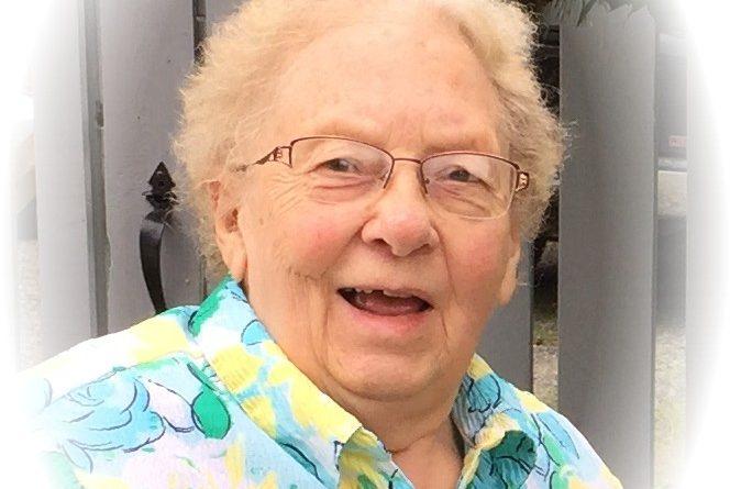 Jean Elizabeth (Coe) Byrne