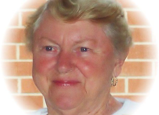 Elva Joyce Robey Martin(nee LeBarron)