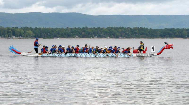 Dunrobin's Ottawa River Canoe Club will be providing summer programming for youth this year. Photo by Jake Davies