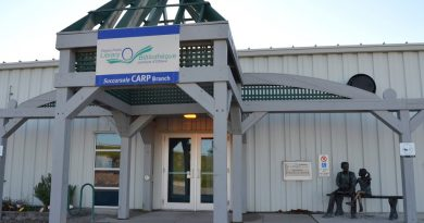 The Carp branch of the Ottawa Public Library will re-open July 13. Courtesy the OPL
