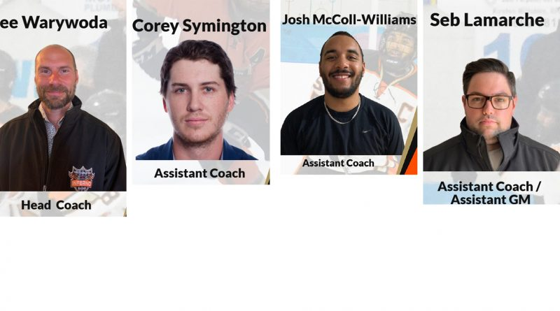 The Inferno will have some new familiar faces in new positions behind the bench for their third season in the NCJHL. Courtesy the Inferno