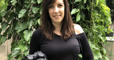 Aimee Edgcumbe is using her photography experience to fundraise for the Carp Fair this August. Courtesy Aimee Edgcumbe