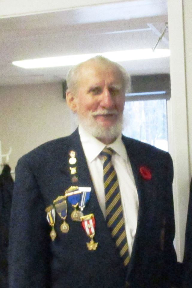 Bob Dupuis was a lifetime member and past president of Branch 616. Courtesy Branch 616