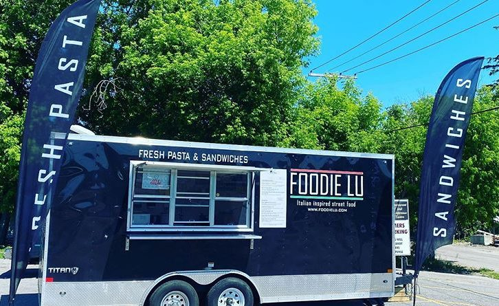 Foodie Lu will be KIN Vineyard's first visitor for Food Truck Friday's. Courtesy KIN