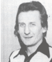 A 1976 photo of Bob Dupuis at the first Unicorn World Dart Championship. Courtesy Unicorn
